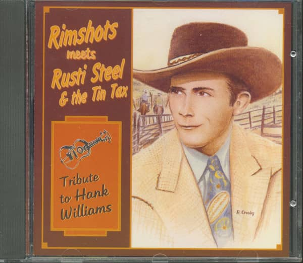Tribute To Hank Williams (CD)
