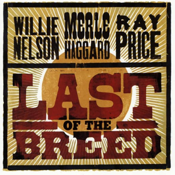 Nelson Haggard Price Last Of The Breed (2-CD)