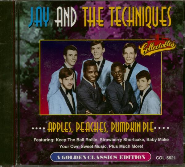 Apples, Peaches, Pumpkin Pie (CD)