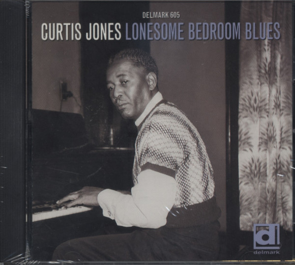 Jones, Curtis Lonesome Bedroom Blues