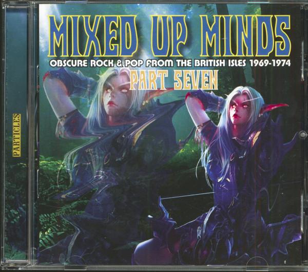 Mixed-Up-Minds - Part 7 (CD)