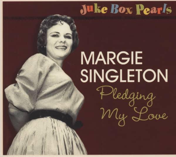 Pledging My Love - Juke Box Pearls (CD)
