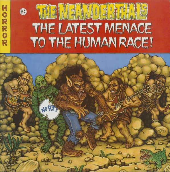 The Latest Menace To The Human Race (LP)