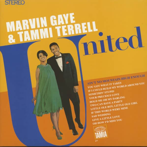 United (LP, 180g Vinyl)