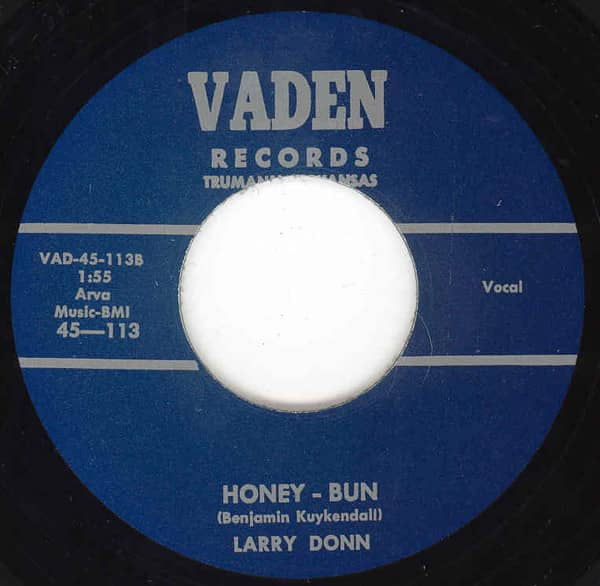 That' What I Call A Ball - Honey-Bun (7inch, 45rpm)