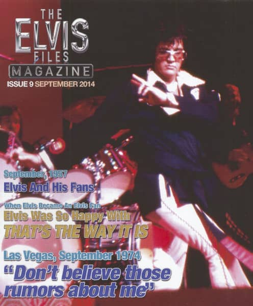 The Elvis Files Magazine #09 - September 2014