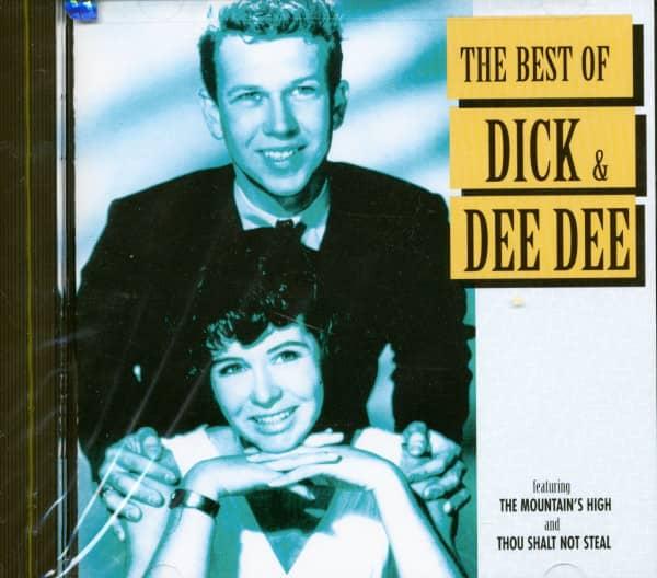 The Best Of Dick & Dee Dee (CD)