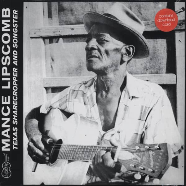 Lipscomb, Mance Texas Sharecropper And Songster