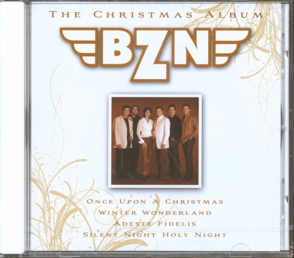 The Christmas Album (CD)