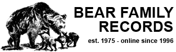 - Bear Family Records Store